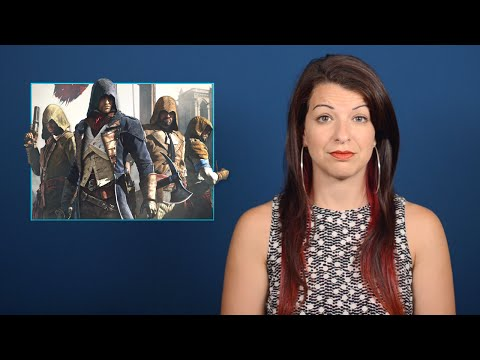 Are Women Too Hard To Animate? Tropes vs Women in Video Games thumbnail