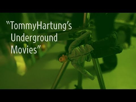 "Tommy Hartung's Undergound Movies | ""New York Close Up"" 