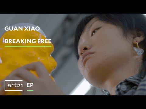"Guan Xiao: Breaking Free | Art21 ""Extended Play"" thumbnail"