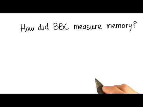 BBC Measurement - Intro to Descriptive Statistics thumbnail