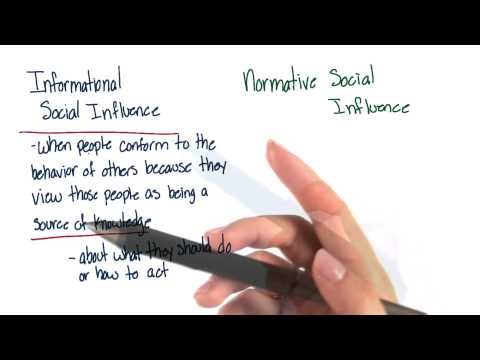 Social influences - Intro to Psychology thumbnail