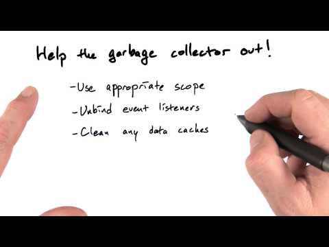 Garbage collector - Mobile Web Development thumbnail