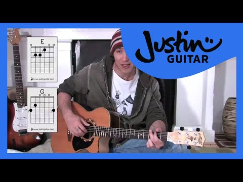 Basic Fingerstyle Exercise (Guitar Lesson BC-184) Guitar for beginners Stage 8 thumbnail
