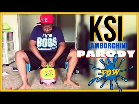 Ksi Lamborghini Music Video Song Reaction Parody