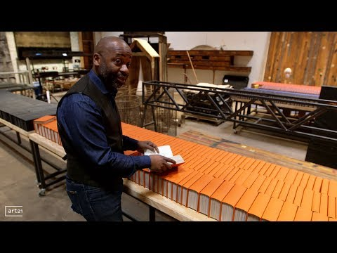"Theaster Gates: Collecting | Art21 ""Extended Play"" thumbnail"