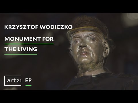 "Krzysztof Wodiczko: Monument for the Living | Art21 ""Extended Play"" thumbnail"