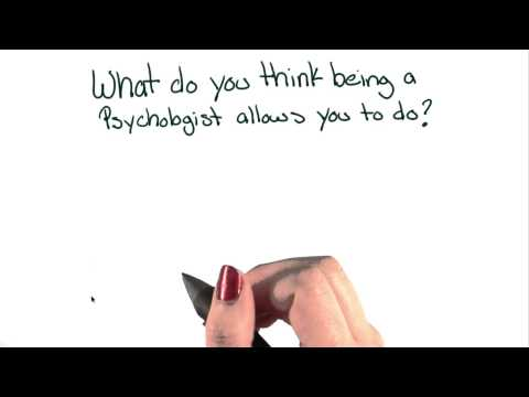Applications of psychology - Intro to Psychology thumbnail