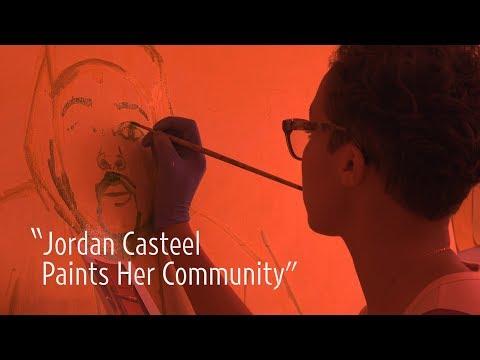 "Jordan Casteel Paints Her Community | Art21 ""New York Close Up"" thumbnail"