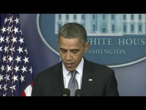 President Obama Addresses the Newtown, Conn., School Shooting thumbnail