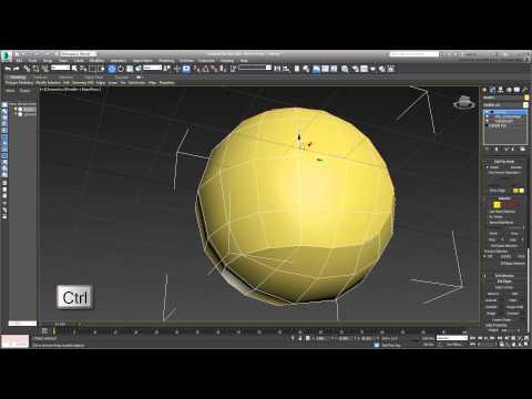 MCG - Modeling a Baseball thumbnail
