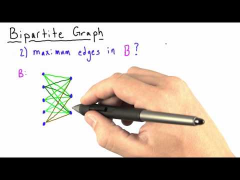 Bipartite II - Intro to Algorithms thumbnail