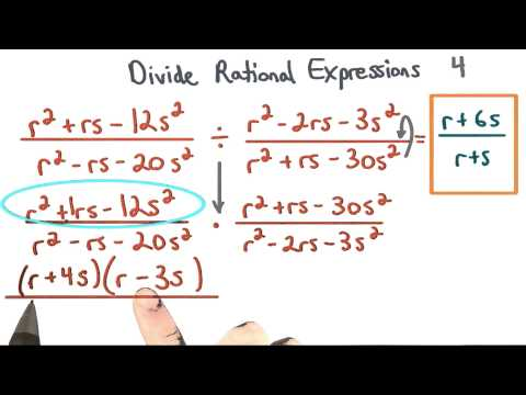 Divide Rational Expressions 4 - Visualizing Algebra thumbnail
