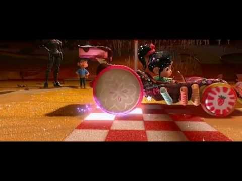 "Wreck-it Ralph: ""Shut Up and Drive"" - Official Disney Video thumbnail"