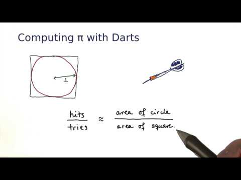 13-45 Computing Pi with Darts thumbnail