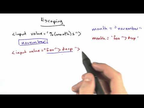 Handling HTML Input - Web Development thumbnail