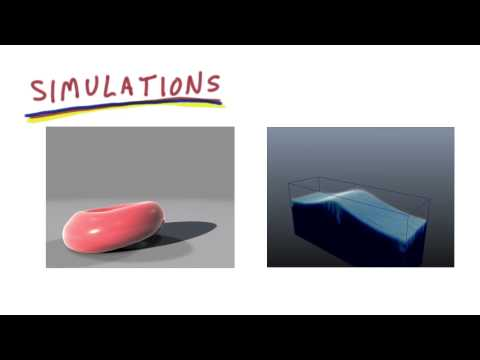Simulation Examples - Interactive 3D Graphics thumbnail