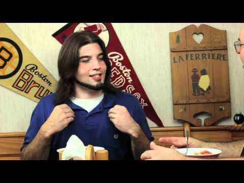 What's the problem with long hair? Dine & Sign Episode 1 thumbnail