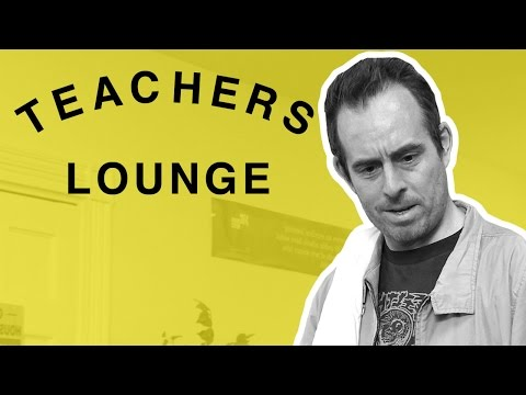 Ted Leo (Teachers Lounge Ep. 8) thumbnail
