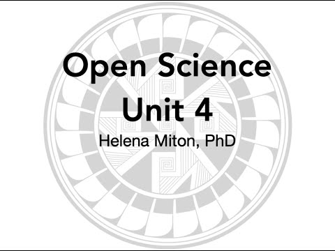 OST Unit 4 - Open Methodology: Methods, Materials, and Code thumbnail