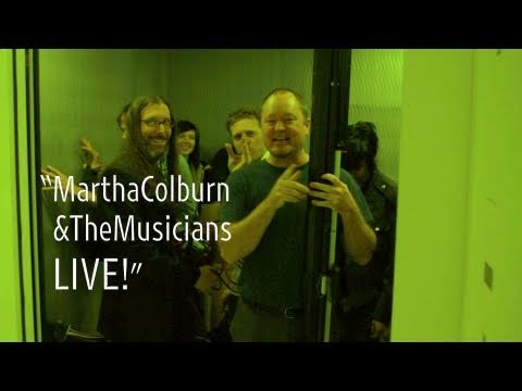 "Martha Colburn & the Musicians, LIVE! | ""New York Close Up"" 