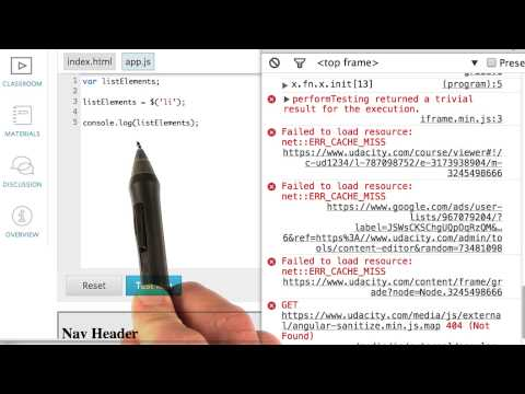 Select by Tags Solution - Intro to jQuery thumbnail