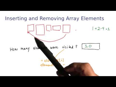 16-25 Inserting and Removing Arrays Continued thumbnail