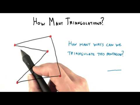 How Many Triangulations - Interactive 3D Graphics thumbnail