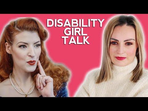 Being Deaf & Being Blind - Chatting Disability Stuff w/ Jessica Kellgren-Fozard! thumbnail