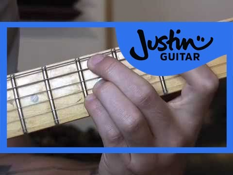 Minor Type Jazz Chord Extensions (Jazz Guitar Lesson JA-022) How to play thumbnail