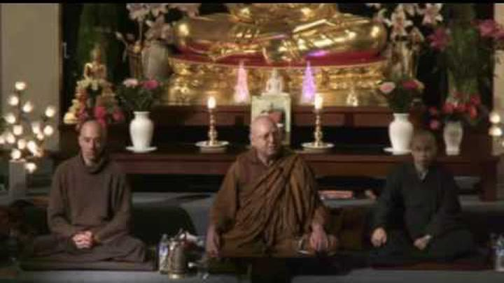 How to deal with chronic pain | Ajahn Brahm | 04-07-2014