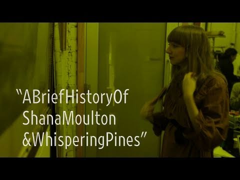 "A Brief History of Shana Moulton & Whispering Pines | ""New York Close Up"" 