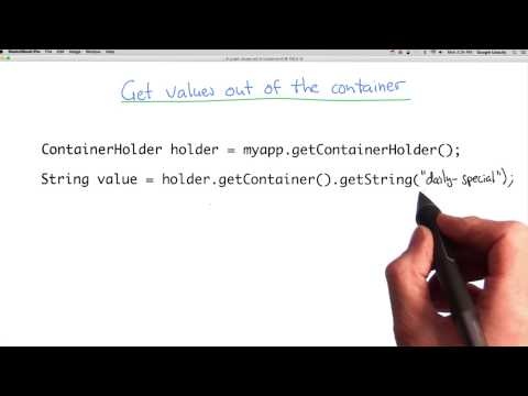 04-11 Get Values Out of the Container Quiz thumbnail