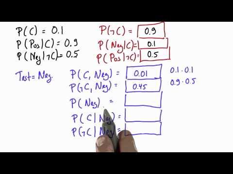 Disease Test 4 - Intro to Statistics thumbnail