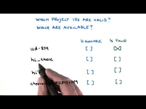 02-05 Valid AppEngine IDs thumbnail