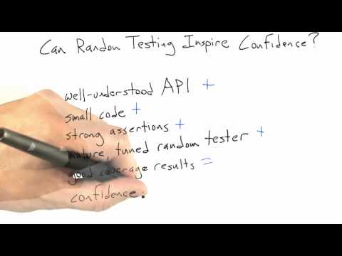 cs258 unit4 17 l Can Random Testing Inspire Confidence thumbnail