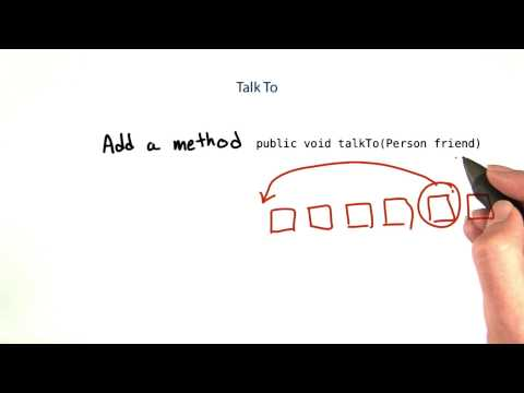 Talk To - Intro to Java Programming thumbnail
