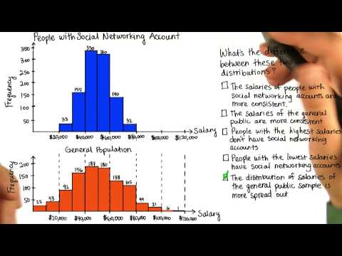 Whats the Difference - Intro to Descriptive Statistics thumbnail