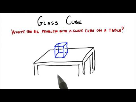 Glass Cube - Interactive 3D Graphics thumbnail