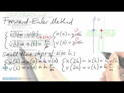 Eulerian Free Fall - Differential Equations in Action thumbnail
