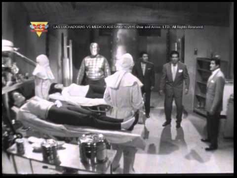 LAS LUCHADORAS VS MEDICO ASESINO ©2015 Blair and Assoc  LTD , All Rights Reseverd thumbnail