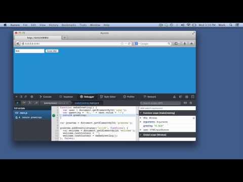 JavaScript Debugger thumbnail