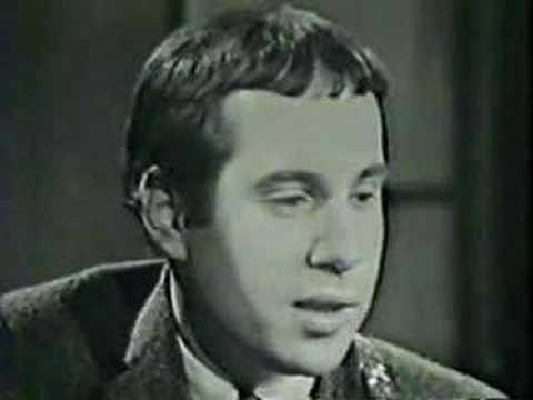 Simon & Garfunkel - Richard Cory 1966 live thumbnail