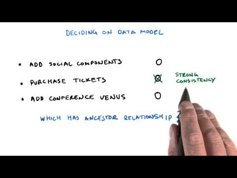 Deciding on Data Model Solution - Developing Scalable Apps with Java thumbnail