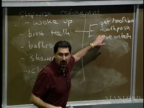Lecture 3 | Programming Methodology (Stanford) thumbnail