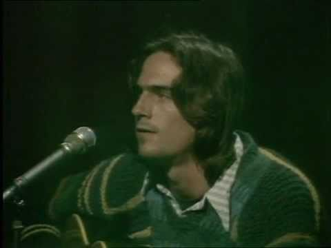 James Taylor - Fire and Rain, Live 1970 thumbnail