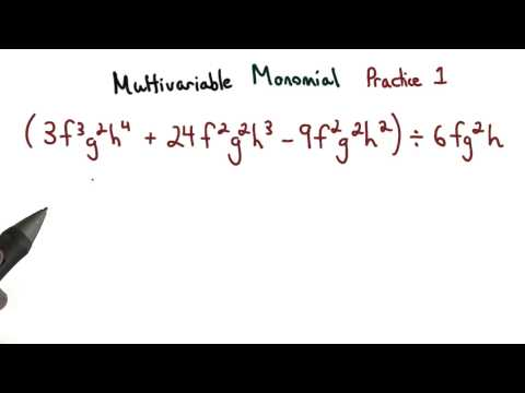 Multivariable Monomials Practice 1 - Visualizing Algebra thumbnail