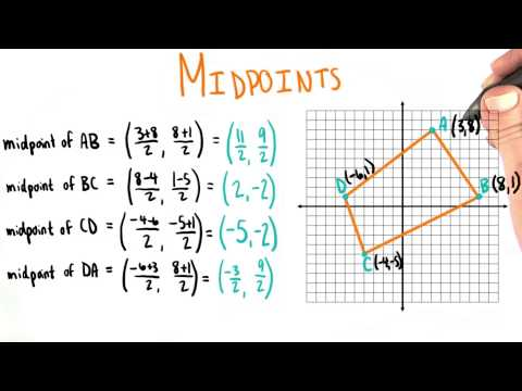 Find More Midpoints - College Algebra thumbnail