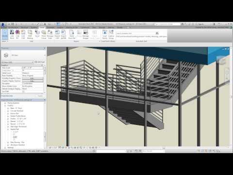 Revit Interoperability - Part 06 - Optimizing Railings thumbnail