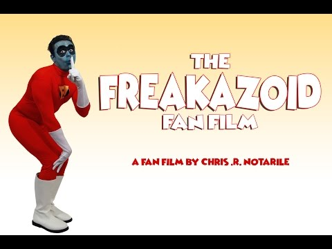 The FREAKAZOID Fan Film (A Fan Film) thumbnail