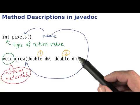 Method Declarations - Intro to Java Programming thumbnail